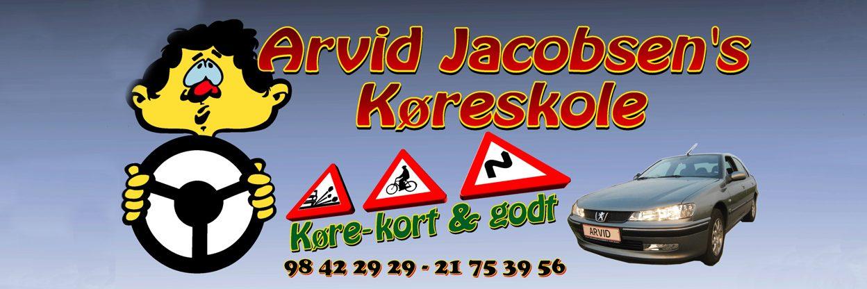 Arvid Jacobsens køreskole